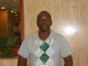 James Wandera Ouma  Executive Director LGBT Voice Tanzania