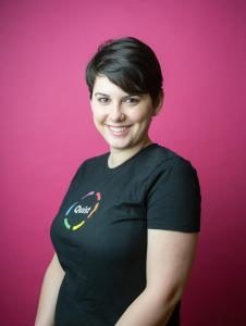 Sarah Prager is best known for the creation of the Quist mobile app. Quist is a free app for iOS, Android, and Windows that brings LGBTQ and HIV history to life with a following of over 35,000 from over 100 countries